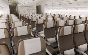 Boeing 777 Interior Swiss Delight With Beautiful New Cabins On Their 777s Thedesignair