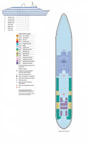 Cruise Ship Floor Plans by Deck Plan Marco Polo Cruise U0026 Maritime Voyages