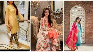 latest trend ethnic dresses for girls 2017 2018 youtube