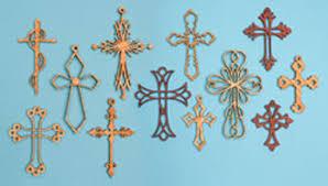 crosses ornamental wall cross project pattern