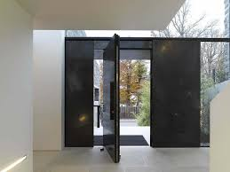 interior door designs for homes pivot door a new style to beautify your home inspirationseek
