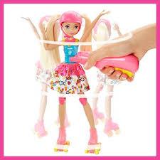 barbie dtw17 video game hero skating doll barbie amazon uk