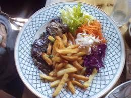cuisine en pot j potj frites picture of de tere plekke dranouter tripadvisor