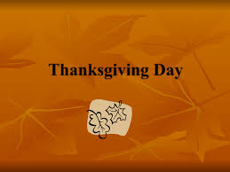thanksgiving day ppt for free formtemplate