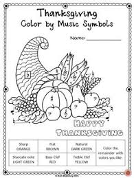 thanksgiving coloring activities coloring glyphs and