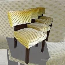 bruno paul macassar chairs