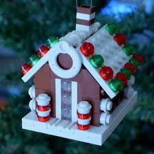 2011 lego gingerbread house christmas ornament chris mcveigh