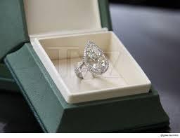 engage diamond ring s engagement ring worth 2 million chris zylka