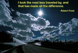 quotes about road less traveled