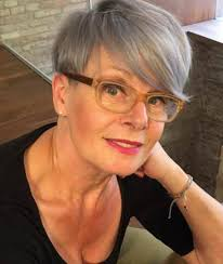 haircuts for women over 50 gray 20 elegant haircuts for women over 50