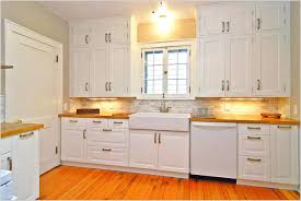 wonderful painted oak kitchen cabinets before and after white