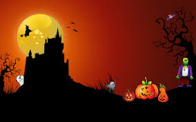 awesome halloween backgrounds funny halloween backgrounds wallpapersafari