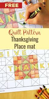 story inspired free printable thanksgiving placemat placemat free