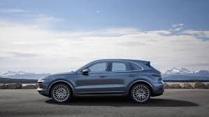 new porsche 2017 preview the new porsche cayenne