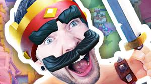 trying to get good clash royale youtube