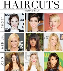 names of different haircuts the best haircuts for straight hair straight hair haircuts and