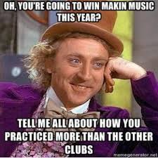 Caleb Meme - so you re going to win makin music condescending wonka memes