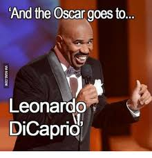25 best memes about does leonardo dicaprio have any oscars