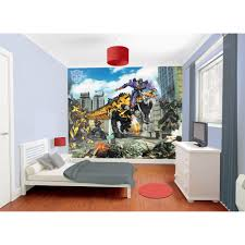 transformers bedroom transformers age of extinction wallpaper by walltastic great