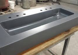 trough sink with 2 faucets trough sink with 2 faucets tempting double trough bathroom sink to