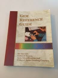 gem reference guide gemological institute of america gia
