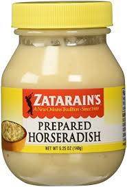 what is prepared horseradish zatarains sauce horseradish horseradish condiment