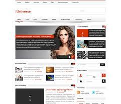 28 amazing psd magazine website templates web u0026 graphic design