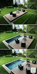 Small Backyard Pool by The 25 Best Small Backyard Pools Ideas On Pinterest Small Pools