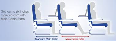 extra seating american airlines announces fleet wide main cabin extra seating