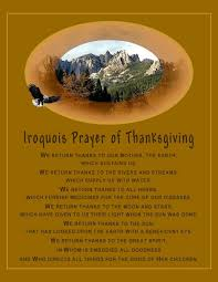 great prayer of thanksgiving festival collections