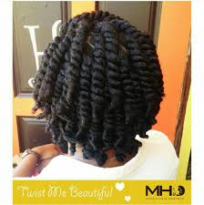 Chunky Flat Twist Hairstyles by Jumbo Two Strand Twists Natural Hair Growth Pinterest