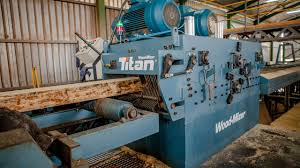 Wood Machines In South Africa by Wood Mizer Titan Multirip At Ucl Sawmill In South Africa Youtube
