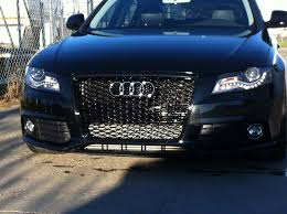 audi a4 b8 grill upgrade post your grills