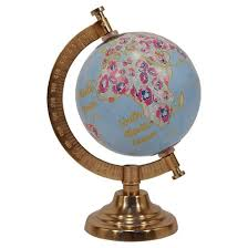 small decorative world globe threshold target