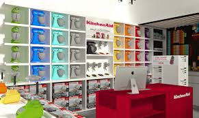 Kitchen Collection Outlet Store Kitchenaid Boutique Edgalia Leandro Archinect