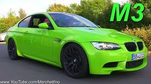 Bmw M3 Colour Green Bmw M3 E92 Lovely Hartge Exhaust Sound Youtube