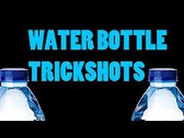 Water Challenge Tutorial Tutorial Bottle Flip Challenge Ita Come Fare I Trickshots Con La