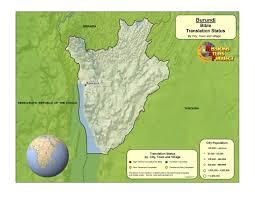 Burundi Map Burundi Worldmap Org