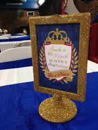 Royal Blue Baby Shower Decorations - the royal proclamation click to see full size birthdays