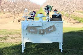 Antique Farm Tables by Gorgeous Rustic Wedding Prop Rentals And Vintage Prop Rentals For