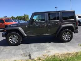 jeep 4x4 2017 jeep wrangler unlimited rubicon 4x4 asheville nc johnson