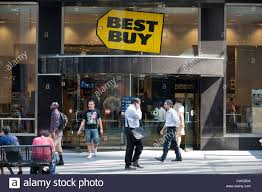 best new electronics the best buy electronics store on fifth avenue in new york stock