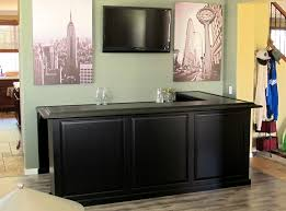 Bar Cabinet For Home Furniture Black Bar Cabinet With Doors Under Countertop For Home