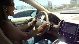 Porsche Cayenne Manual Transmission - vilma vitug driving porsche cayenne turbo 2011 in grey color youtube
