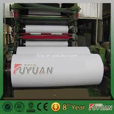 writing printing paper alibaba manufacturer directory suppliers manufacturers high capacity 30t d copy paper industry making equipment writing paper machine price