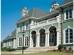 neoclassical style homes eplans neoclassical house plan elegant estate 5130 square feet