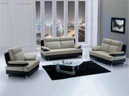 All White Living Room Set Modern Black White Grey Living Room Decoration Using Mount