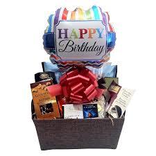 birthday baskets heavenly sweet birthday gift my baskets toronto