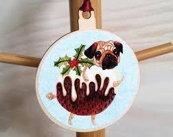 pug magnet pug gift funny pug gift pug lover gift custom