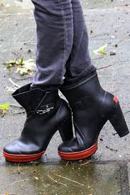 s shoes boots heels rainy day style sorel medina heel boot this is so cool and